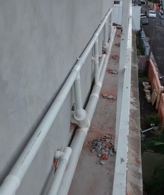 Trinidad Plumbing Installation of Pipes